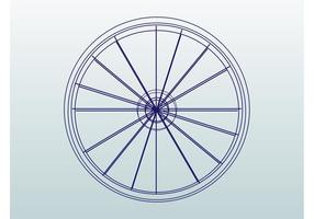 Wheel Illustration
