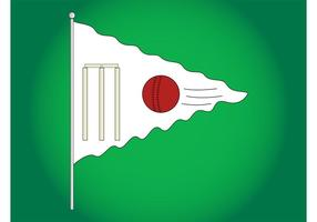 Drapeau de cricket