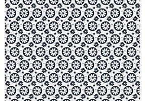 Minimal Floral Pattern