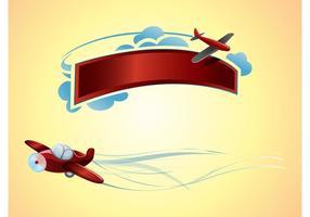 Vliegtuiglogo's