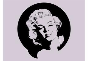 Sexig Marilyn Monroe