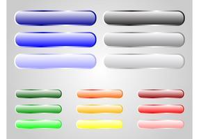Colorido Botones