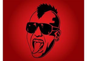 Punkhuvud