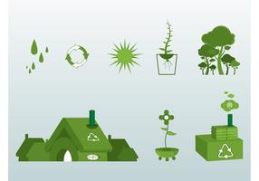 Ecologie Graphics Vector
