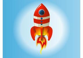 Spielzeug Rocket