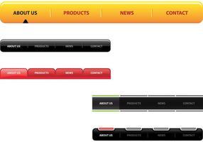 Website Navigation Bars