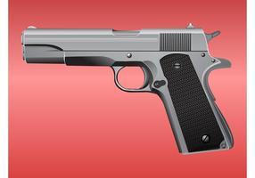 Realistische Pistole