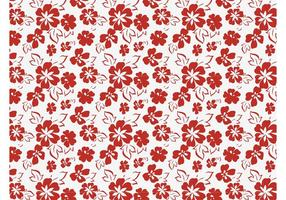 Floral Vector Pattern Art