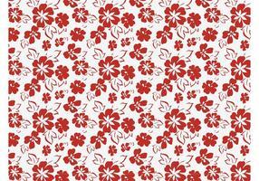 Floral Vector Pattern Art