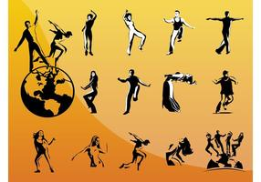 Les gens de danse
