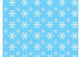 Patrón del copo de nieve