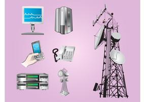 Technology Illustrations
