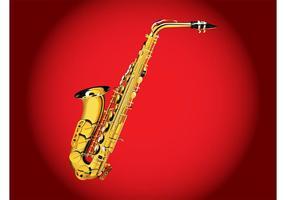 Saxophone réaliste
