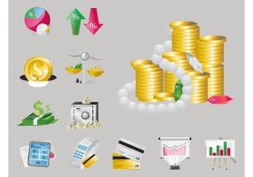 Geld Grafiken