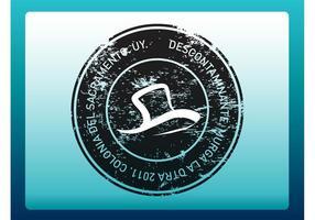 Logotipo del vintage