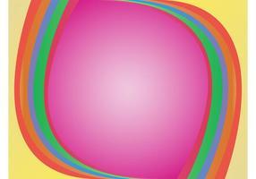 Abstracte Kleurrijke Lijnen