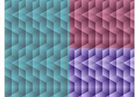 Futuristische Muster