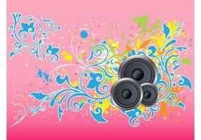 Bloemen En Muziek