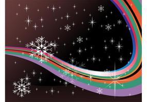 Färgglada Vinter