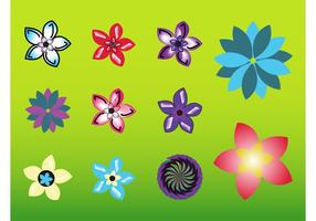 Download Flower Vectors