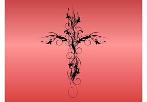 Natürliches Kreuz