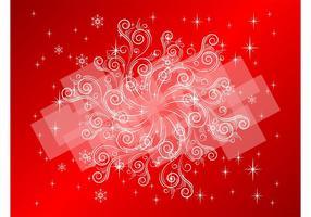 Swirling Snowflake