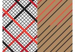 Motifs de tissu géométrique