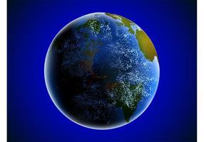 Aarde Uit De Ruimte
