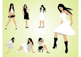 Mode Mädchen
