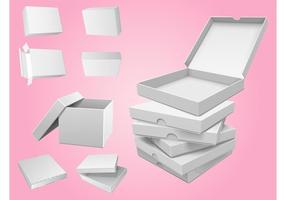 Boîtes à papier
