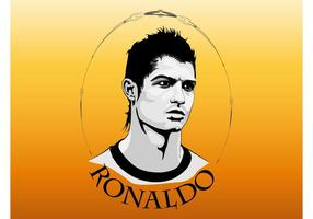Cristiano Ronaldo Vektor