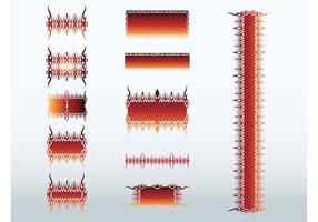 Gráficos de llamas