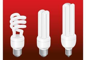 Lâmpadas de poupança de energia