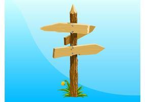 Crossroads Sign