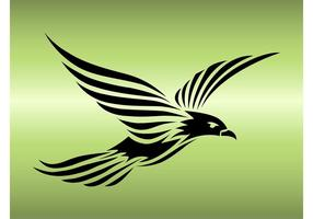 Vector Logotipo De Eagle