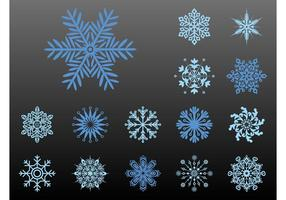 Graphiques flocon de neige