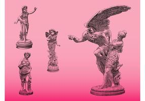 Antique Statues