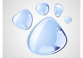 Shiny Droplets