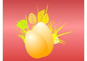 Eggs In Grass