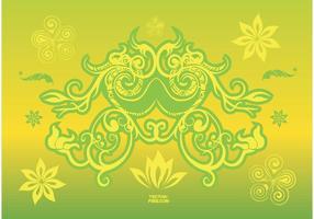 Flower Design Elements