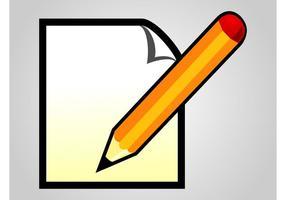 Schreibensymbol