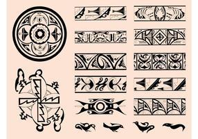 Tribal Decorations