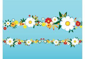 Vektor Blumen