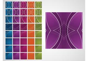 Kleurrijke Tegels Vector