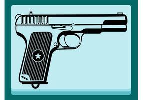 Gun Vektor