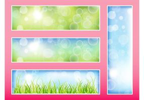 Nature Banners