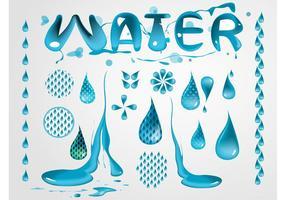 Water-vectors