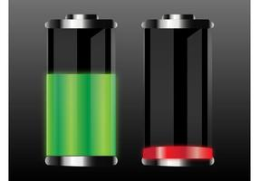 Batteries Vectors