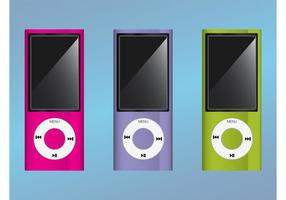 Bunte iPods