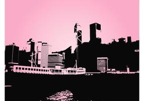 Ville et navire